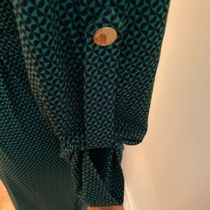 Michael Kors Dresses - Michel Kors green dress